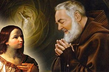 Saint with the Stigmata