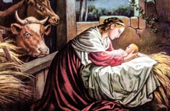 """A daily prayer to stay focused on the """"reason for the season"""""""