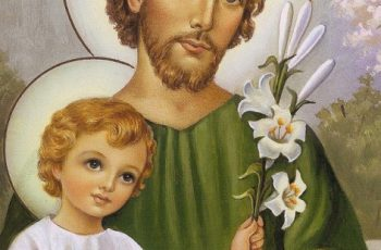 Novena to Saint Joseph, husband of the Virgin Mary and adoptive father of the Child Jesus