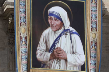 Holy Mother Teresa of Calcutta